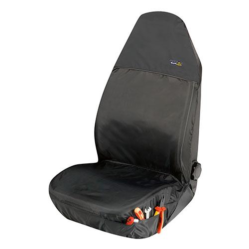 Ochranný potah na přední sedačku do auta