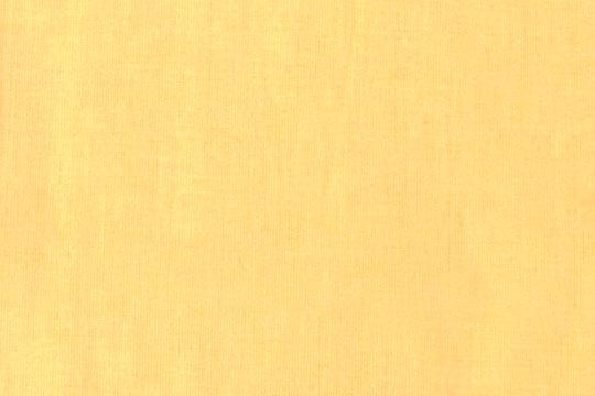 Klasické plátěné prostěradlo 140 x 230 cm, tmavě žlutá