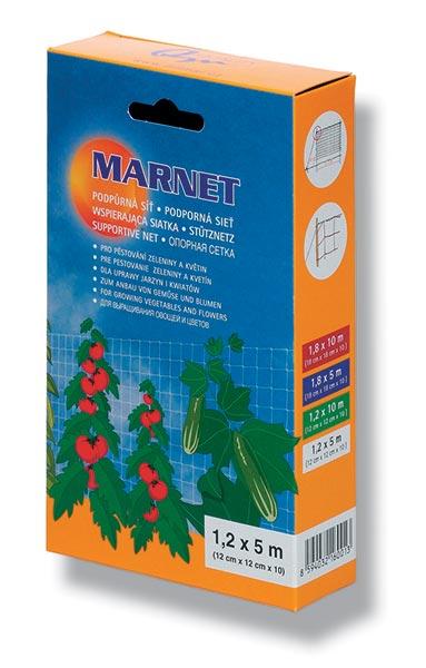 Zahradní podpůrná síť na okurky Marnet 1,8 x 10 m