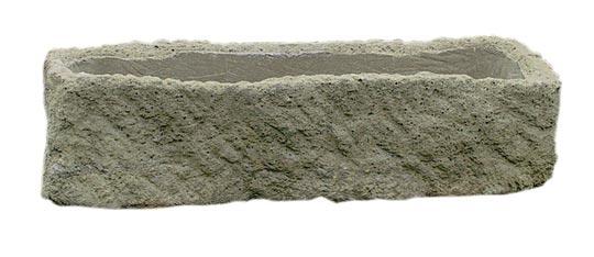 Žlab obdélníkový- betonový květináč