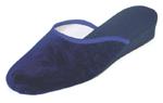 Pantofle Klára klín