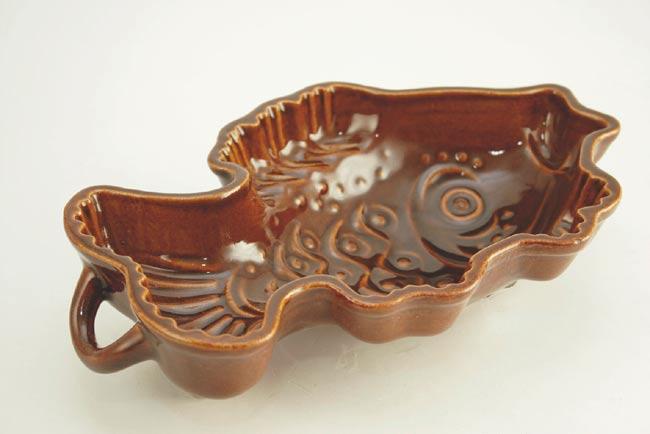 Forma keramická - Ryba