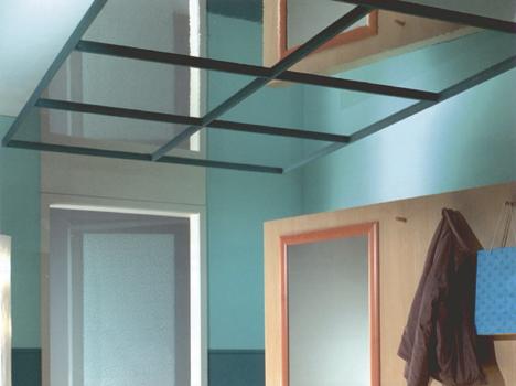 Samolepící zrcadlová fólie š. 90 cm, d-c-fix, cena za 0,1 m