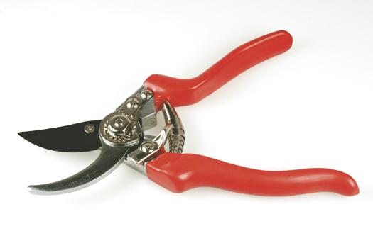 Zahradnické nůžky s aretací Alu Profi, 350g