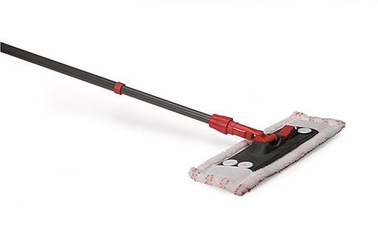 Mop na vytírání Floor Wiper set 45 x 14 cm, teleskopická tyč 140 cm