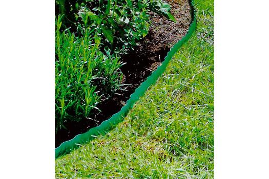 Obruba trávníku - okraj 10