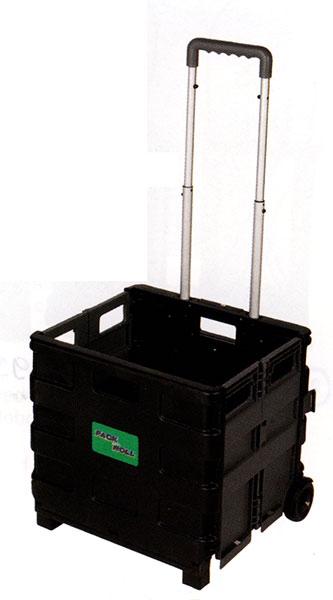 Skládací transportní a manipulační vozík Pack and Roll
