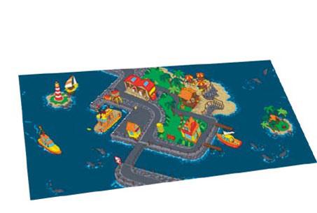 Dětský koberec Moře 140 x 200 cm