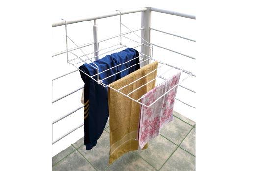 Venkovní sušák prádla na balkon