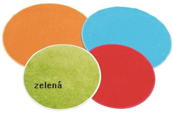 Kruhový koberec Eton, průměr 57 cm