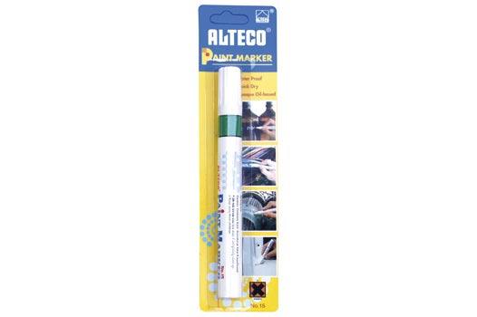 Alteco popisovač 9577 černý