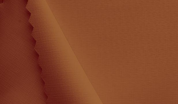 Ubrus vodoodpudivý, cihlová, průměr 150 cm