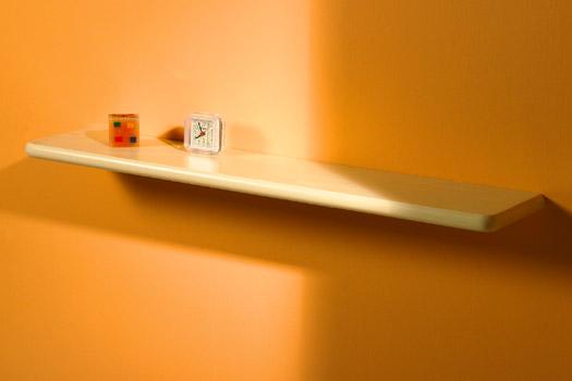Polička na zeď ze dřeva 5613 Klasik 45 cm, Fortel