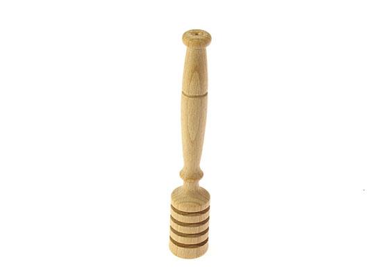 Dřevěná naběračka na med - medovka, Dřevotvar
