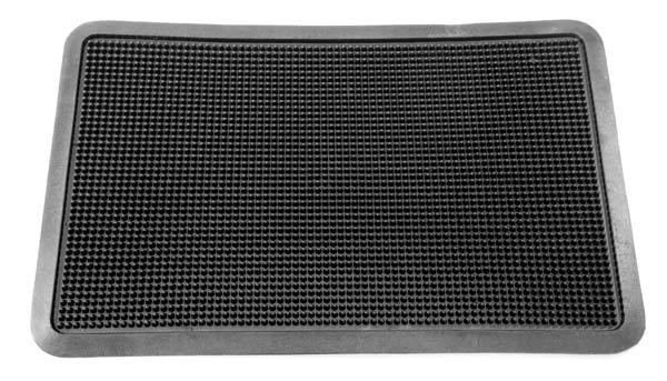 Gumová rohožka Stift 68 x 45 cm, Fortel