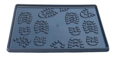 Podložka pro mokrou obuv