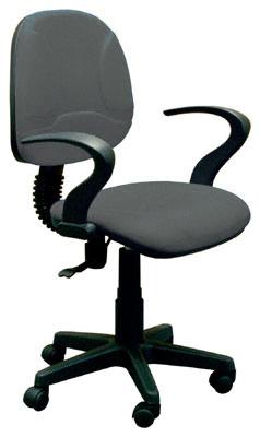 Kancelářská židle STAR šedá