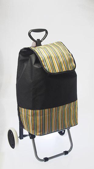 Nákupní taška na kolečkách s teleskopickou rukojetí 261205