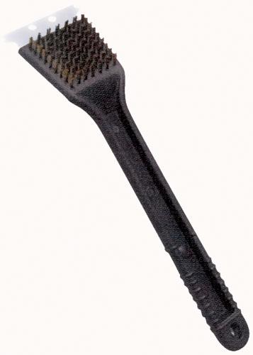 Čistící kartáč na gril dlouhý 30 cm