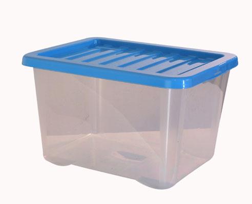 Úložný box s víkem QUASAR 28 L.
