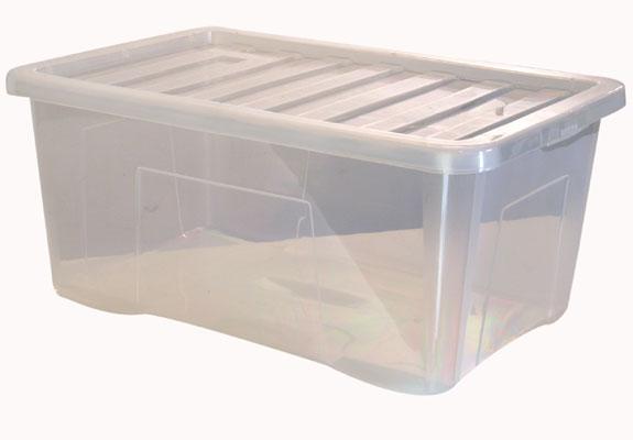 Box s víkem QUASAR 50 L