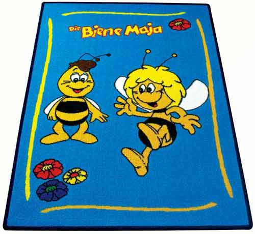 Dětský koberec Včelka Mája - Létající Mája