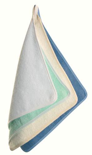 Ručníky froté 30 x 30 cm - sv. modrá