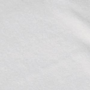 Povlak na polštář jersey 40 x 40cm, bílá