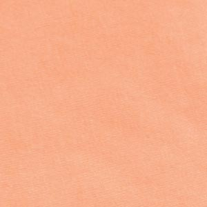 Jersey povlak na polštář 40 x 40cm, meruňková