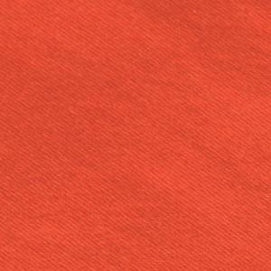 Jersey povlak na polštář 40 x 40cm, červená