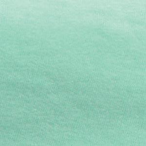 Jersey povlak na polštář 40 x 40cm, světle zelená