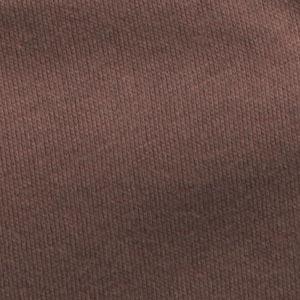 Jersey povlak na polštář 40 x 40cm, hnědá