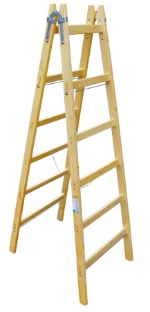 Štafle dřevěné Standart 6 příček