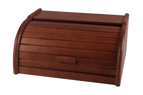 Chlebovka dřevěná mořená