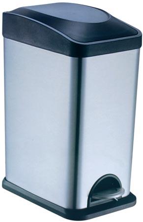 Odpadkový koš 15 L, nerez