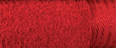 Ručník KAMILKA proužek 50 x 100 cm, červená