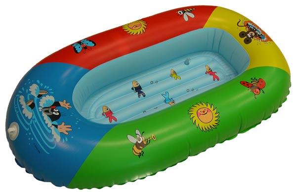 Nafukovací člun Krtek - dětský člun