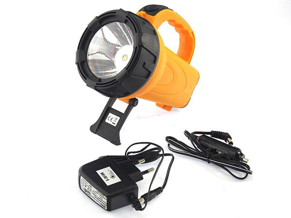 Nabíjecí svítilna 3810 LED 3W 12V / 220V