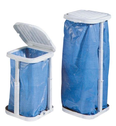 Odpadkový koš teleskopický