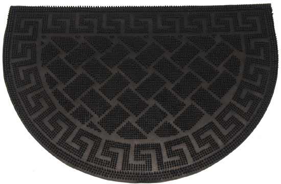 Gumová rohož Picform 40 x 60 cm půlkruh