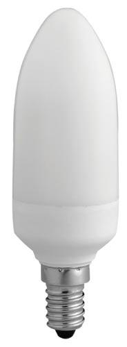 Úsporná žárovka KONNOC 7 W - žluté světlo, Pavexim