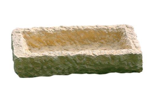 Žlab obdélníkový nízký 58 x 30 cm, Fortel
