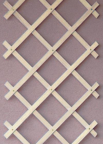 Dřevěné mřížky M přírodní