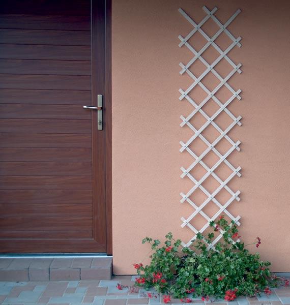 Dřevěné mřížky M palisandr