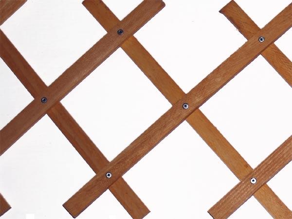 Dřevěné mřížky OV přírodní