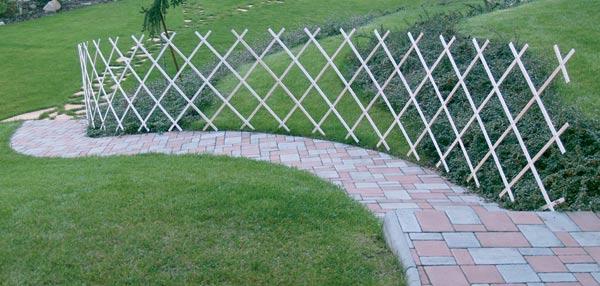 Dřevěné mřížky OV palisandr