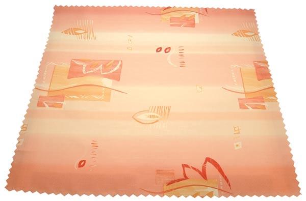 Vodoodpudivý ubrus Blanka - růžová ovál 120 x 160 cm