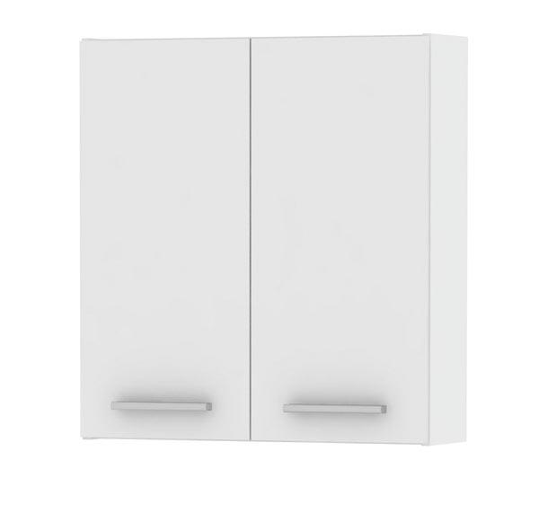 Skříňka dvoudvéřová horní SI08, bílá