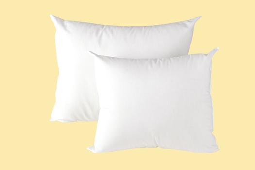 Povlak na polštářek 40 x 40 cm - Bílá