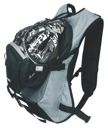 Cyklo batoh LANCE - černá